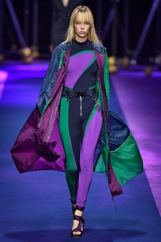 Versace - Runway - Milan Fashion Week SS17