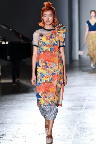Stella Jean - Runway - Milan Fashion Week SS17