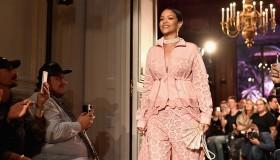 FENTY x PUMA by Rihanna : Runway - Paris Fashion Week Spring/Summer 2017