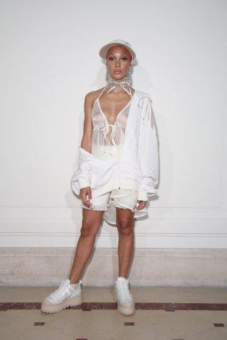 FENTY x PUMA by Rihanna : First Look - Paris Fashion Week Spring/Summer 2017