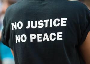UK Black Lives Matter Demonstration Held In London