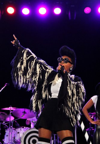 Janelle Monae In Concert - New York, New York