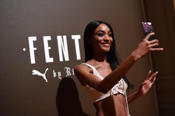 FENTY x PUMA by Rihanna : Guests Arivals - Paris Fashion Week Spring/Summer 2017