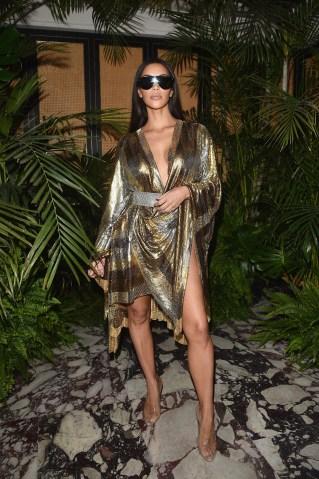Balmain : AfterShow Party - Paris Fashion Week Womenswear Spring/Summer 2017