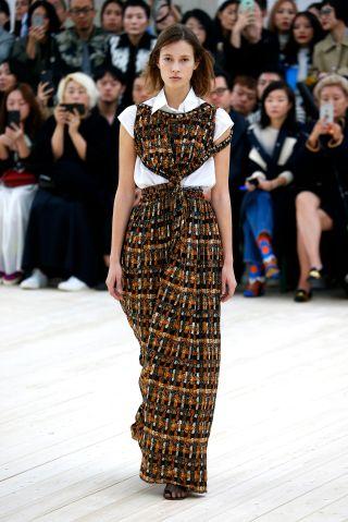 Celine : Runway - Paris Fashion Week Womenswear Spring/Summer 2017