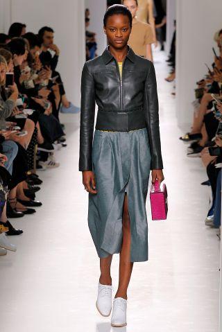 Hermes : Runway - Paris Fashion Week Womenswear Spring/Summer 2017