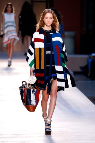 Sonia Rykiel : Runway - Paris Fashion Week Womenswear Spring/Summer 2017