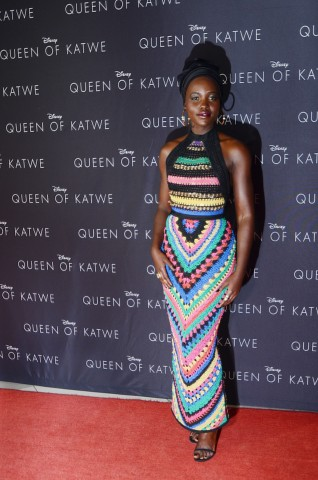 Queen of Katwe Movie Premier in South Africa