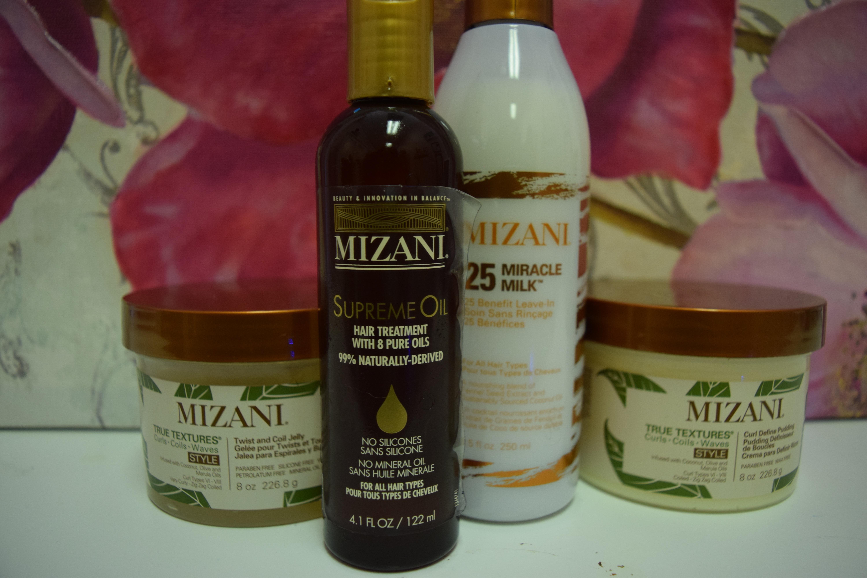 Mizani Products For LOC