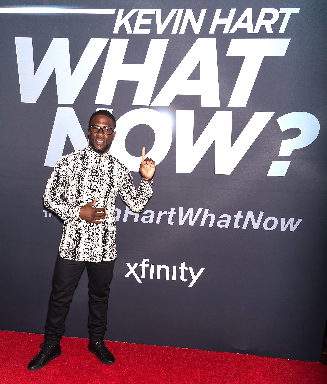 'Kevin Hart: What Now?' Philadelphia Screening