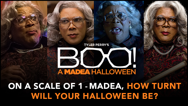 Madea Halloween Quiz