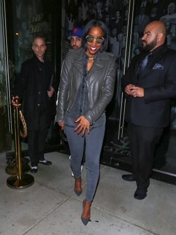 Celebrity Sightings In Los Angeles - October 14, 2016
