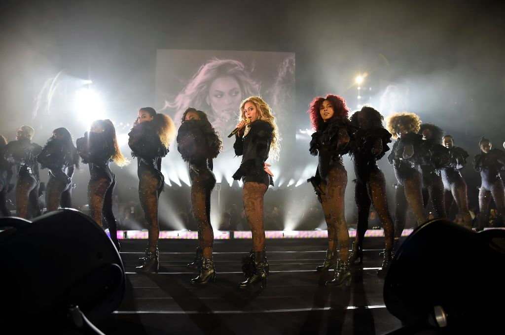 Beyonce 'The Formation World Tour' - Pasadena