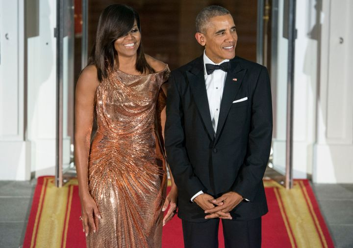President Barack & First Lady Michelle Obama Always