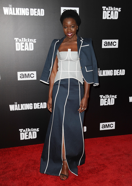 AMC Presents Live, 90-Minute Special Edition Of 'Talking Dead' - Arrivals
