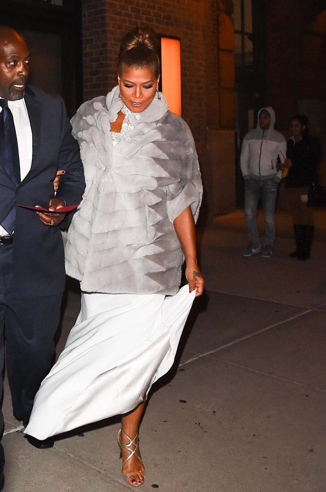 Celebrity Sightings in New York City - October 24, 2016