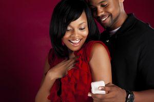 Beautiful Black Couple