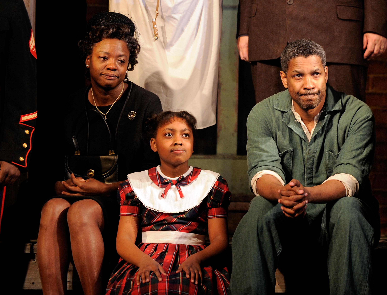 Broadway Opening Night Celebration For 'Fences'