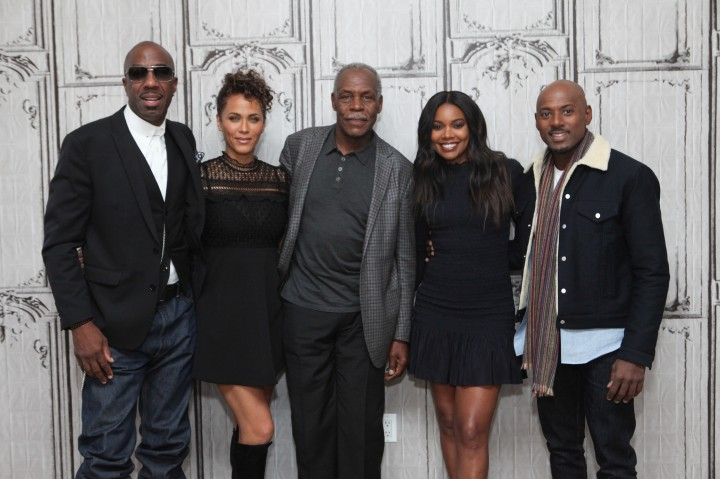 The Build Series Presents Gabrielle Union, Danny Glover, Romany Malco, J.B. Smoove and Nicole Ari Parker Discussing 'Almost Christmas'