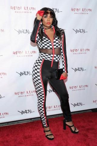 Heidi Klum's 17th Annual Halloween Party sponsored by SVEDKA Vodka at Vandal New York - Arrivals