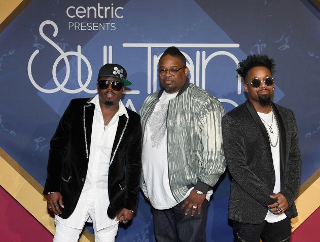 2016 Soul Train Music Awards - Arrivals