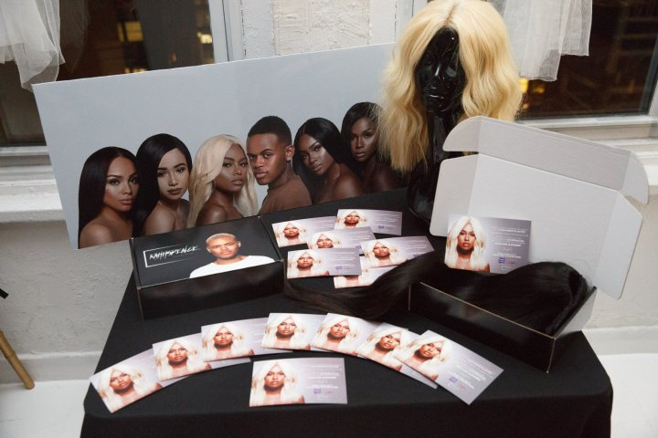 Kahh Spence Collection Launch