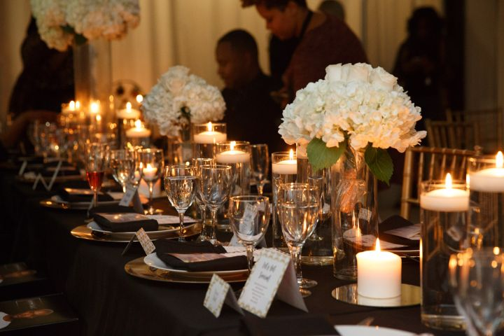 Kahh Spench Collection Launch Dinner