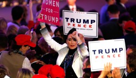 Election Day 2016: Donald Trump Speaks After Becoming 45th President