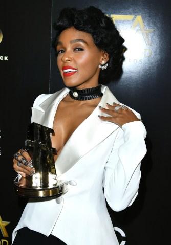 20th Annual Hollywood Film Awards - Press Room