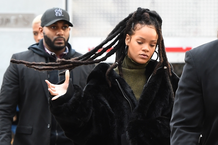 Celebrity Sightings in New York City - November 10, 2016
