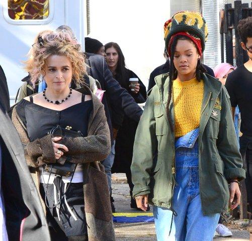 Celebrity Sightings in New York City - November 5, 2016