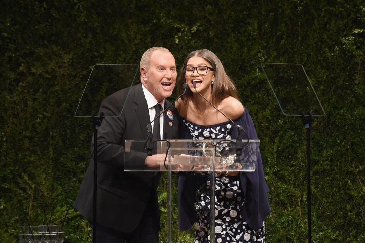 13th Annual CFDA/Vogue Fashion Fund Awards - Inside