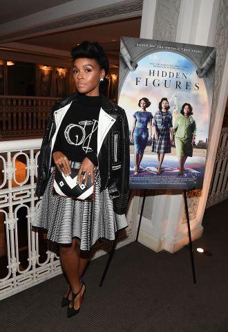 'HIDDEN FIGURES' Star Janelle Monae Hosts Dinner with STEM Leaders in Atlanta