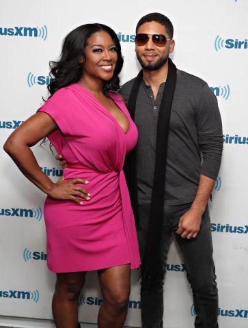 Celebrities Visit SiriusXM - November 14, 2016