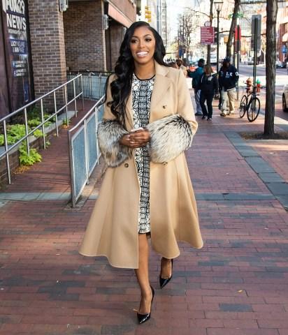 Celebrity Sightings in Philadelphia - November 14, 2016
