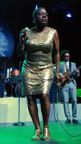 Sharon Jones And The Dap Kings In Concert - Detroit, MI
