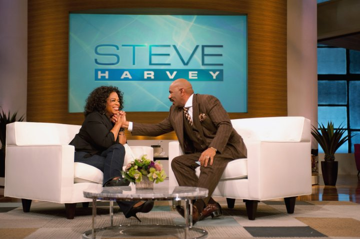10 Of The Funniest Moments From 'The Steve Harvey Show'