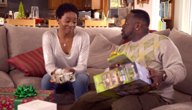 Cedric the entertainer gift video