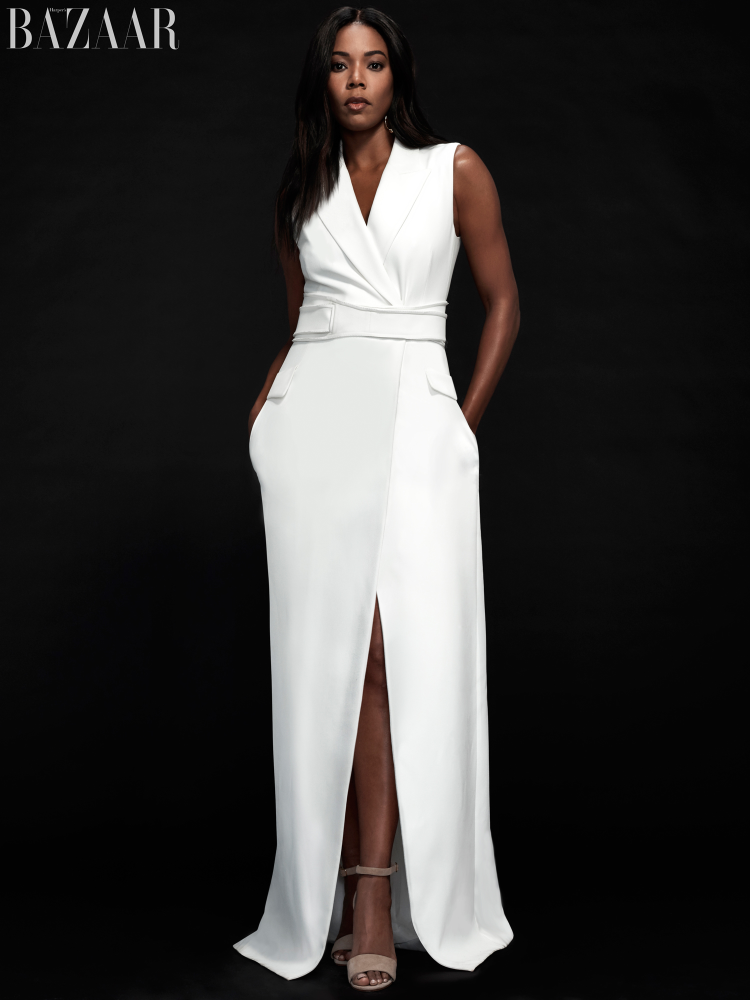 Gabrielle Union For Harper's Bazaar