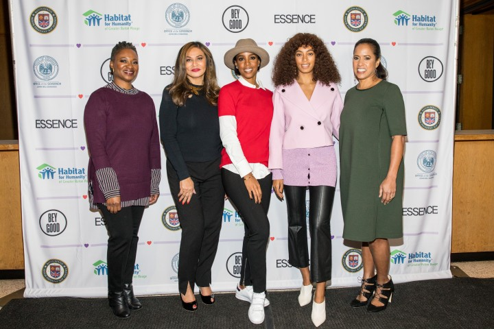 Love On Louisiana: An Essence Hometown Heroes Tribute Celebrating The Resilience Of The Baton Rouge Community With Tina Knowles-Lawson, Solange Knowles And Kelly Rowland