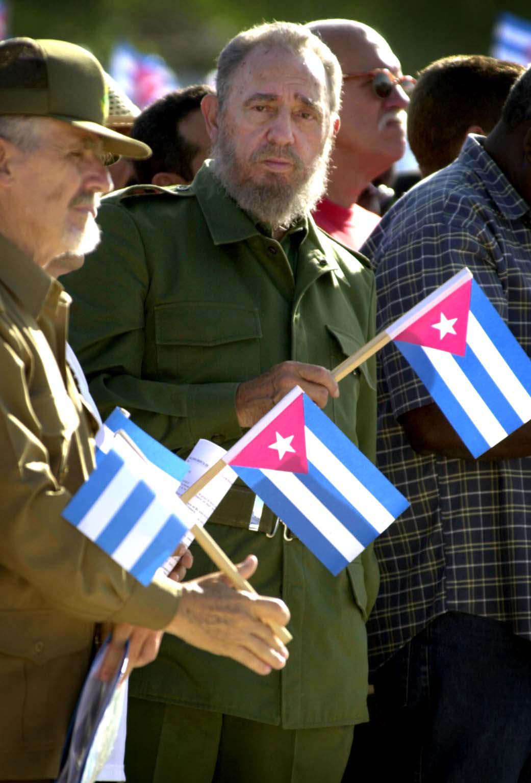 Obituary for Fidel Castro