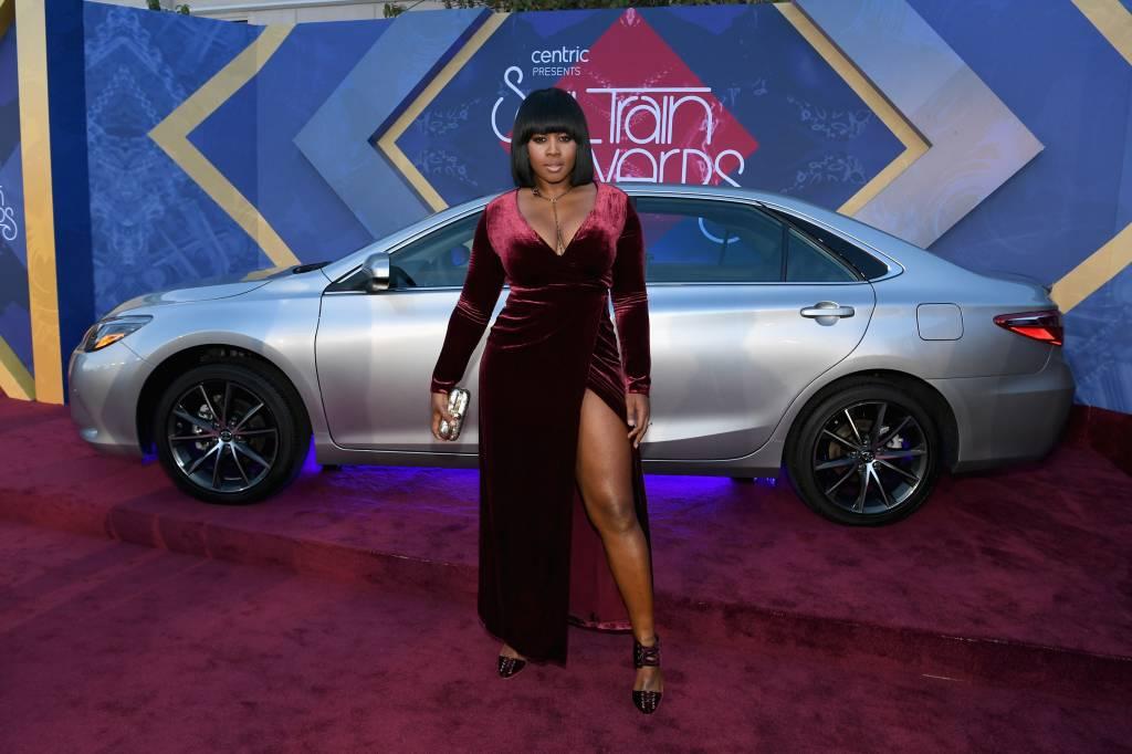 2016 Soul Train Music Awards - Red Carpet