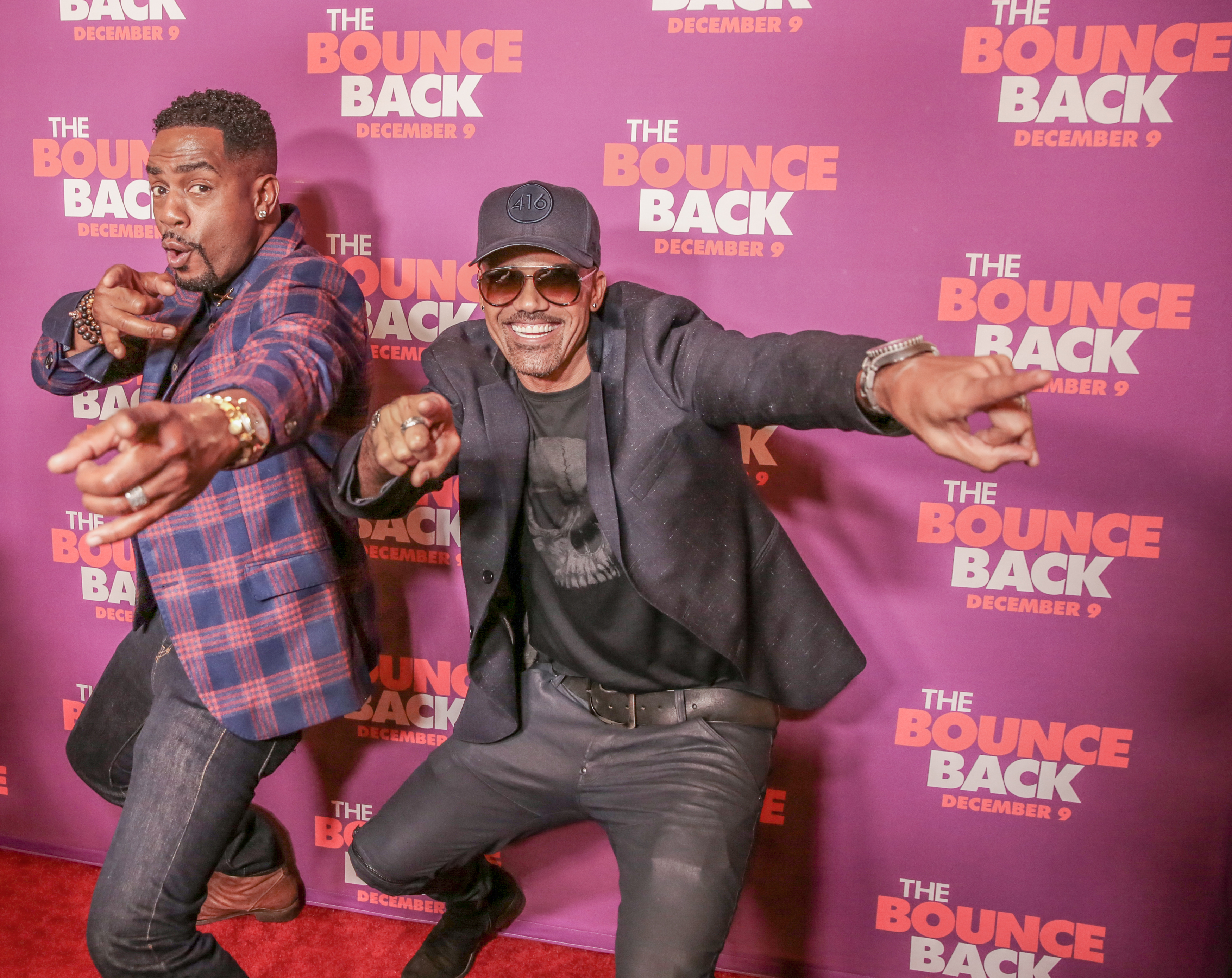 'The Bounce Back' New York Special Screening