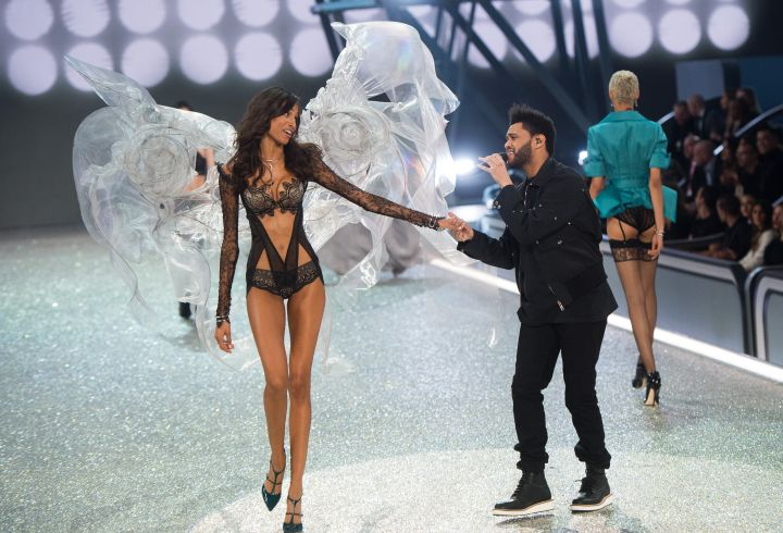 JOAN SMALLS AND THE WEEKND