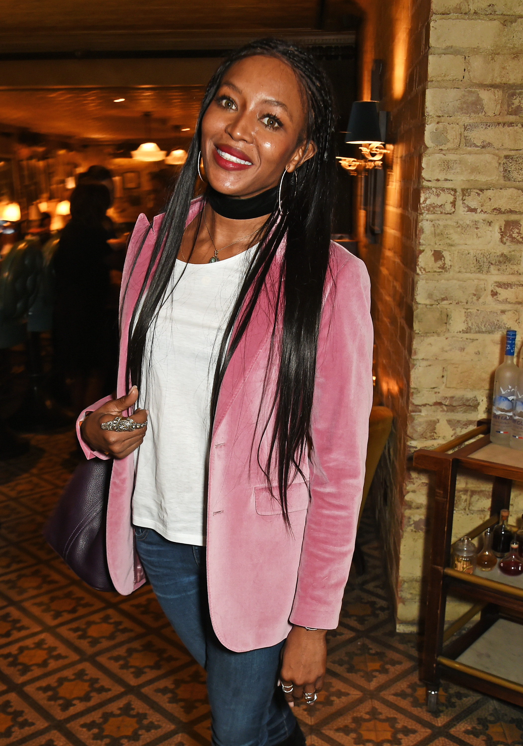 The Fashion Awards Nominees' Sunday Lunch 2016