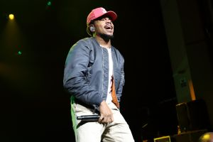 Chance The Rapper Performs At Brixton Academy - London