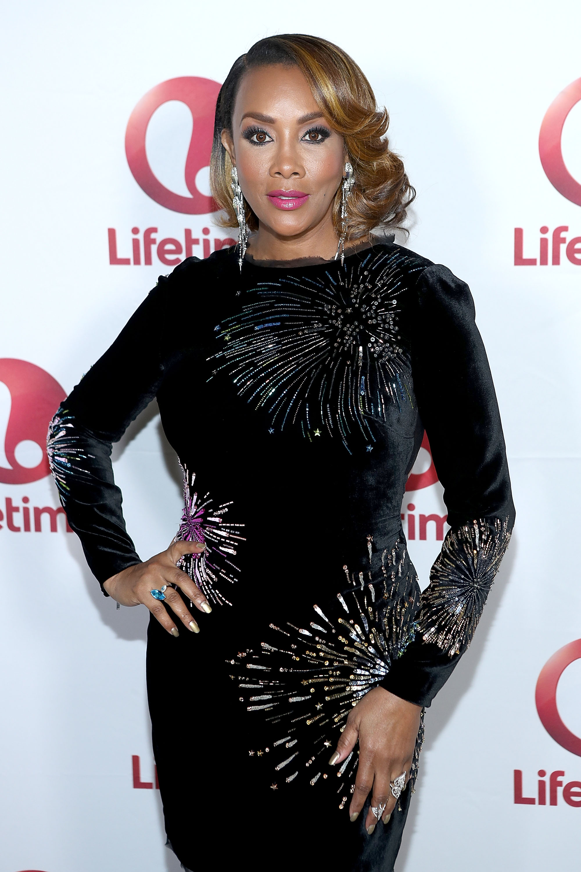 Live Show & Holiday Party For 'Vivica's Black Magic,' Premiering January 4th