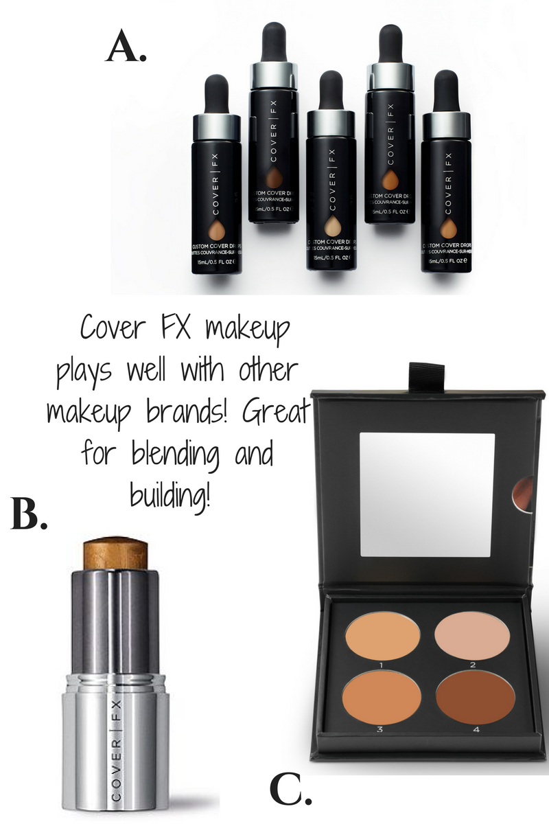 Cover FX products