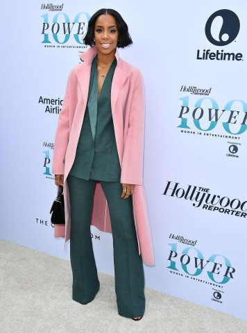 The Hollywood Reporter's 25th Annual Women In Entertainment Breakfast - Arrivals