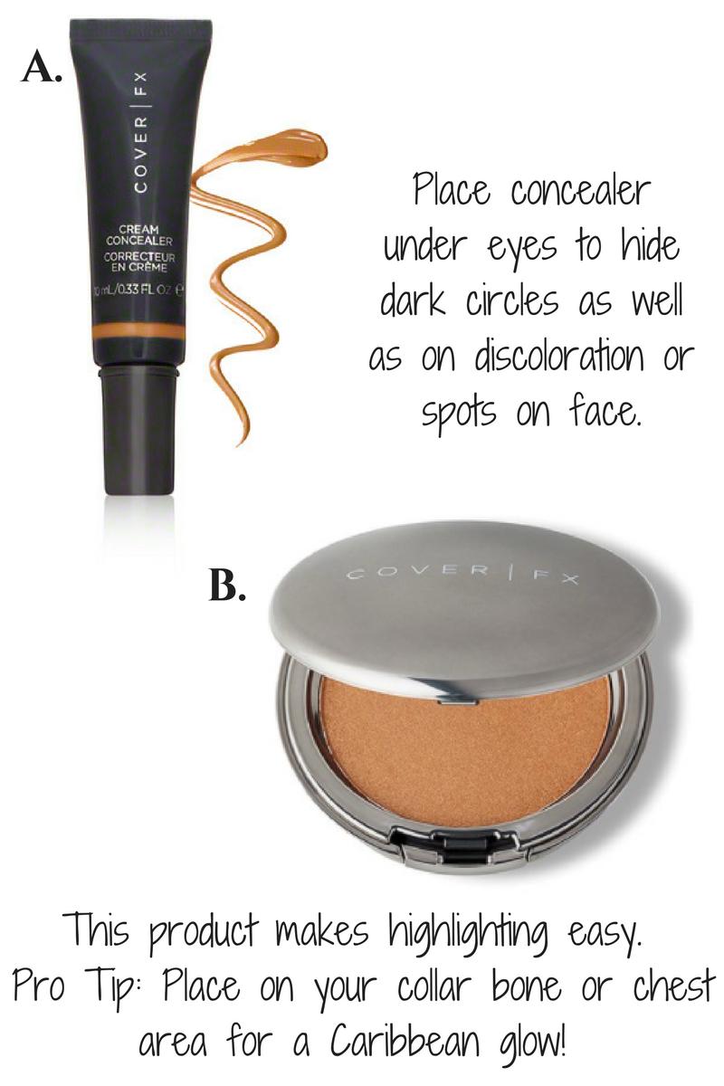 GET THE LOOK: No Makeup Makeup